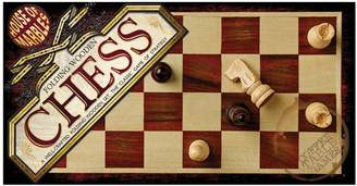 House Of Marbles Folding Wooden Chess Game by House of Marbles