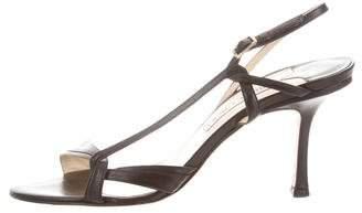 Jimmy Choo High-Heel Slingback Sandals