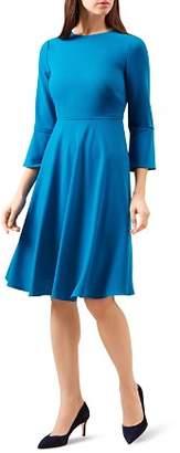 Hobbs London Samantha Bell Sleeve Dress