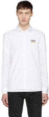 Kenzo White Dream Urban Logo Shirt