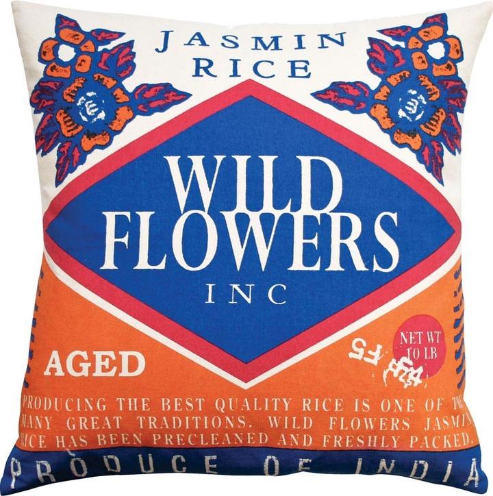 Koko - Wild Flowers Rice Pillow