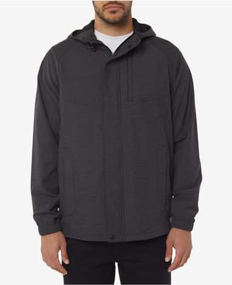 O'Neill Men Traveler Dawn Patrol Stretch Water-Resistant Hooded Jacket