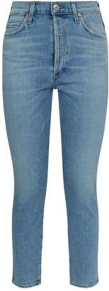 Citizens of Humanity Olivia Crop Slim-Fit Jeans
