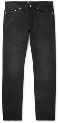 Paul Smith Slim-Fit Tapered Stretch-Denim Jeans