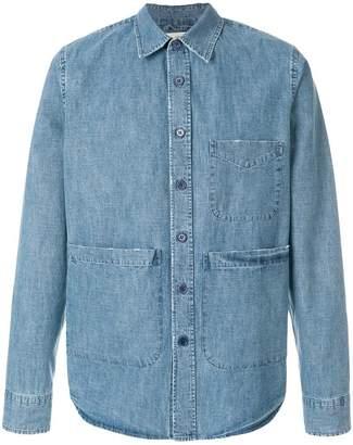 Aspesi denim pocket shirt