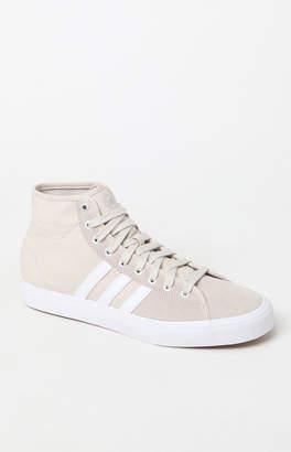 adidas Matchcourt High RX Khaki Shoes