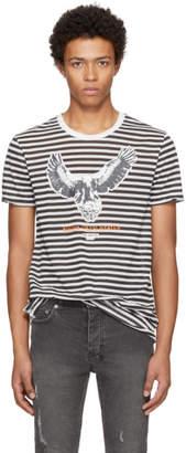 Ksubi Black and White Travis Scott Edition Higher Than Heaven T-Shirt