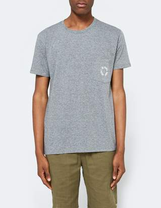 Quality Peoples Waves Dude Pocket T-Shirt