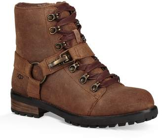 UGG Fritzi Water Resistant Lace-Up Bootie