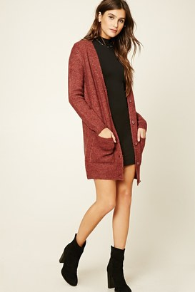 FOREVER 21+ Wool-Blend Cardigan $32.90 thestylecure.com