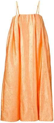 Simone Rocha sleeveless brocade evening dress