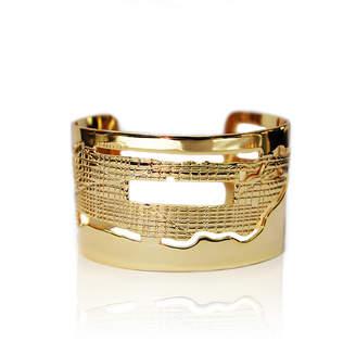 Cristina Ramella World Inspired Jewelry Manhattan Cuff
