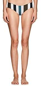 Mikoh Women's Bondi Bikini Bottom - Stripe