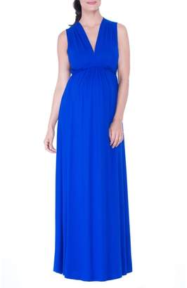 Olian Lucy Maternity Maxi Dress