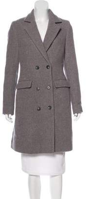 Thakoon Double-Breasted Wool Coat