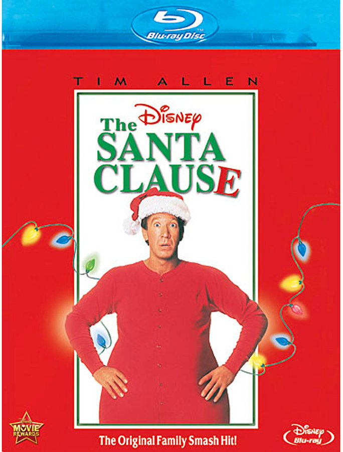 The Santa Clause Blu-ray