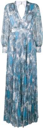 Alice + Olivia Alice+Olivia floral print maxi dress