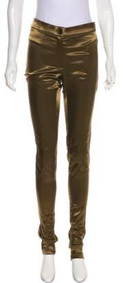 Ann Demeulemeester Mid-Rise Skinny Pants w/ Tags