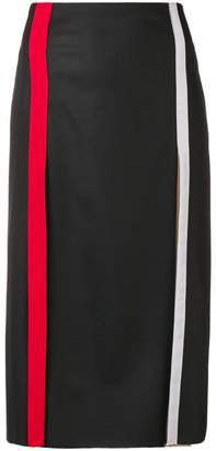 Marco De Vincenzo A-line skirt