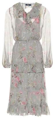Polo Ralph Lauren Elton floral-printed dress