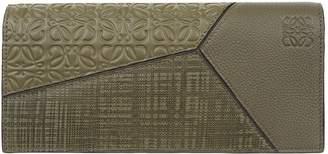 Loewe Leather Flap Wallet