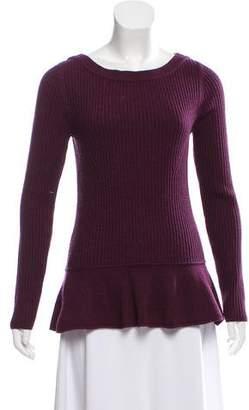Tory Burch Merino Wool Knit Sweater