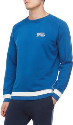 True Blue Ron Dorff Fleece Sweatshirt