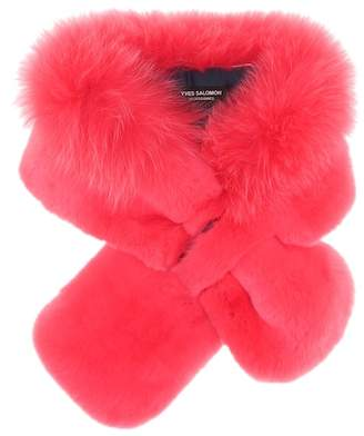 Yves Salomon Fur stole