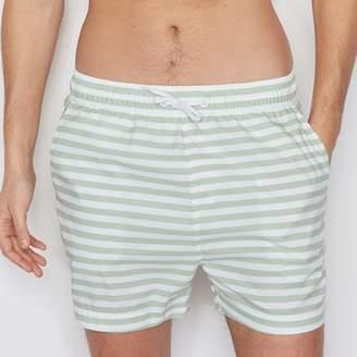 La Redoute Collections Striped Bermuda Shorts