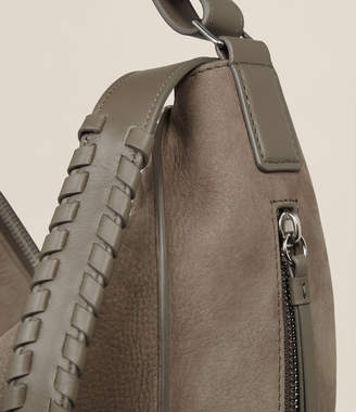 AllSaints Cooper Small Leather Backpack