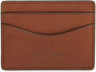 Rag & Bone Hampshire Leather Card Case