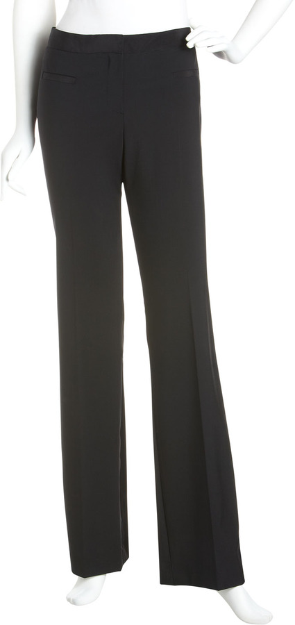 Cynthia Steffe Brooke Straight-Leg Pants