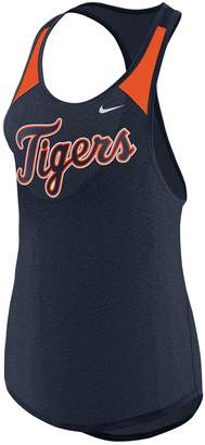Nike Women's Detroit Tigers Wordmark Dri-FIT Tank Top
