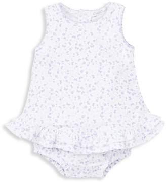 74d219774 Kissy Kissy Mini Blooms Pima Cotton Bubble Bodysuit