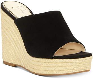 Jessica Simpson Sirella Platform Wedge Espadrille Sandals