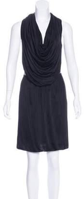 Yigal Azrouel Embellished Knee-Length Dress