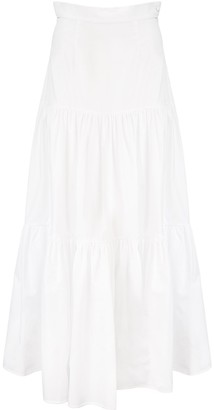 Thomas Laboratories Taller Marmo St. Skirt