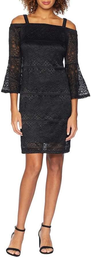 Lace Strappy Dress