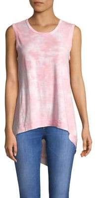 C&C California Sleeveless Asymmetric Top