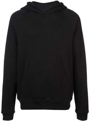 John Elliott fine knit hoodie