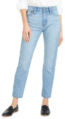 J.Crew J. Crew Retro Big Idea Jeans (Regular & Petite) (Fern Wash)
