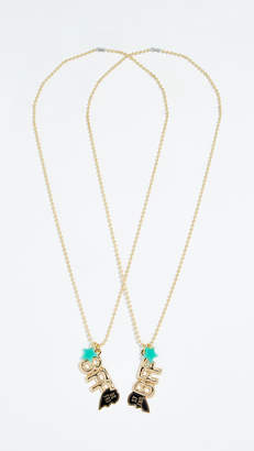 Gift Boutique Gunner & Lux BFF Necklace