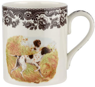 Spode Woodland Hunting Dogs Pointer Mug