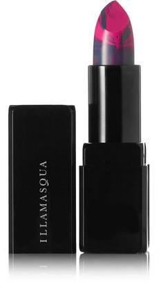 Illamasqua - Lava Lips Marbled Lipstick - Activist $26 thestylecure.com