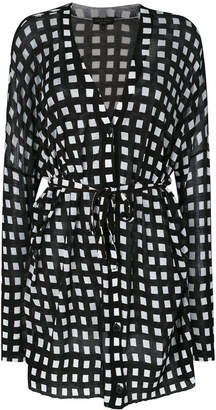 Rag & Bone robe cardigan
