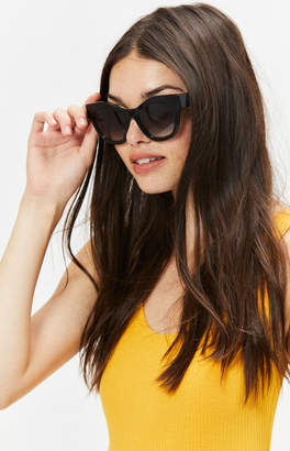 Wonderland Black ZZYZX Sunglasses