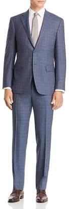 Canali Siena Plaid Classic Fit Suit