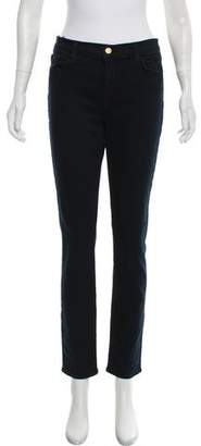 J Brand Mid-Rise Straight Leg Jeans w/ Tags