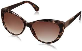 Foster Grant Women's Piper Cateye Sunglasses