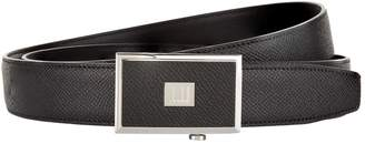 Dunhill Grained Leather Belt